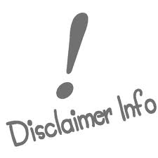 DisclaimerInfo