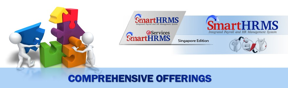 SmartHRMS | Singapore Integrated Payroll & HR Management System